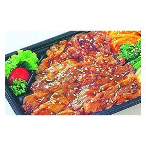 冷凍食品 業務用 韓国風網焼きカルビ丼の素 1食120g    お弁当 焼肉 どんぶり 韓国料理 珍味 韓流 アジア料理|syokusai-netcom