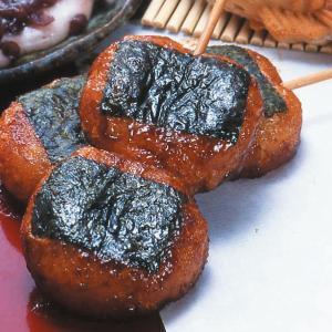 冷凍食品 業務用 揚げもち 醤油味 約65g×3本入 甘味 あげ餅 和菓子|syokusai-netcom