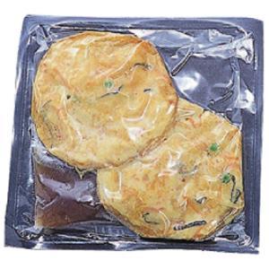 冷凍食品 業務用 かに玉  150g×2    お弁当 一品 惣菜 蟹 おかず 中華料理|syokusai-netcom|02