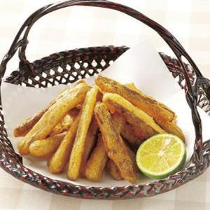 冷凍食品 業務用 ごぼうの唐揚 600g カラアゲ からあげ ごぼう 牛蒡 唐揚げ 野菜 和食|syokusai-netcom