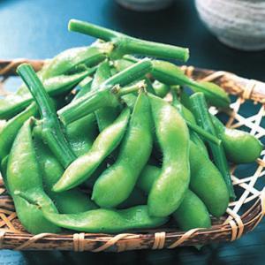 冷凍食品 業務用 枝付き枝豆 1kg <4月末-8月> エダマメ つまみ 和食小鉢 惣菜 枝豆|syokusai-netcom