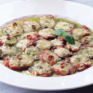 冷凍食品 業務用 たこのペペロンチーノ 100g    お弁当 真だこ 一品 ペペロンチーノ 洋食|syokusai-netcom
