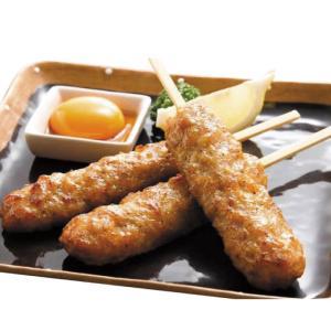 冷凍食品 業務用 つくね棒 鶏軟骨入り 60g×10本入 串焼 串揚 つくね 鶏 串 和食|syokusai-netcom