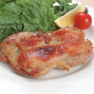 冷凍食品 業務用 パリパリ ガーリックチキン 約160g×6個入 一枚真空パック チキン 洋食 肉料理|syokusai-netcom
