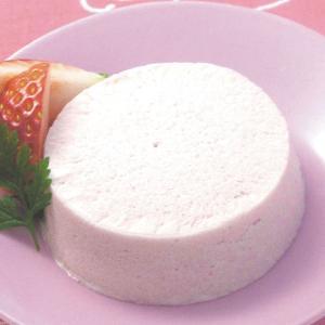 冷凍食品 業務用 国産いちごのムース 30g×40個入    お弁当 個包装 パーティー 給食 プリン プディング ゼリー 洋菓子 スイーツ デザート|syokusai-netcom
