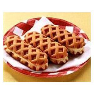 冷凍食品 業務用 原宿ドックミニ チーズCa 40g×40個入 個包装    お弁当 スナック おやつ 洋菓子 デザート|syokusai-netcom