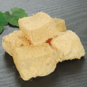 冷凍食品 業務用 わらび餅 きな粉 1kg 業務用 きなこ わらびもち ワラビモチ|syokusai-netcom