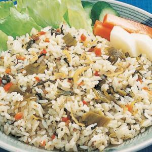 冷凍食品 業務用 高菜のピラフ 1食250g たかな 洋食 ピラフ チャーハン 炒飯 焼飯|syokusai-netcom