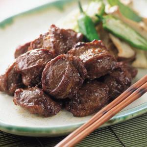 冷凍食品 業務用 秘伝たれ焼き 砂ずり 500g 本格的 炭火 コリコリ 砂ずり 鶏肉|syokusai-netcom