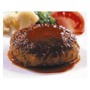冷凍食品 業務用 NEW ガストロハンバーグ 130g×10個(個包装)    お弁当 手作り 簡単 便利 ハンバーグ 洋食 肉料理|syokusai-netcom