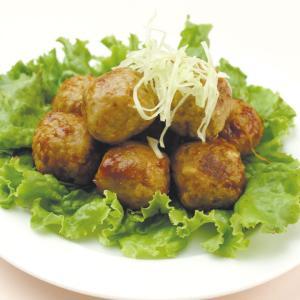 冷凍食品 業務用 ミートボール鶏肉  1kg    お弁当 一口大 ミートボール 鶏肉|syokusai-netcom