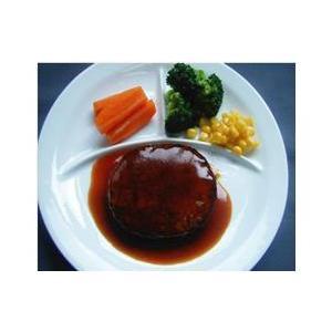冷凍食品 業務用 デミ風 ソースハンバーグ 150g 直火 デミグラスソース ハンバーグ 洋食 肉料理 syokusai-netcom