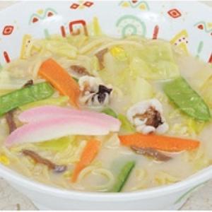 冷凍食品 業務用 具付麺 ちゃんぽんセット260g お弁当 具材付 本格派 電子レンジ調理可 一人鍋