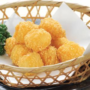 冷凍食品 業務用 ジャガ丸 チーズカリカリ 500g 約82個入り 揚物 おつまみ じゃがいも チーズ 野菜 惣菜|syokusai-netcom