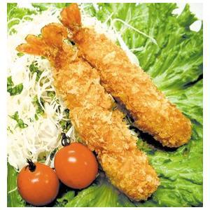 冷凍食品 業務用 無頭海老フライ 51/60 バナメイ10尾 えびふらい エビフライ 洋食 えび|syokusai-netcom