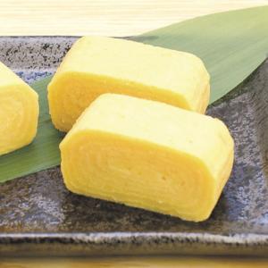 冷凍食品 業務用 だし巻玉子 300g(10カット済み)    お弁当 惣菜 一品 玉子 卵 だし巻玉子 和食|syokusai-netcom
