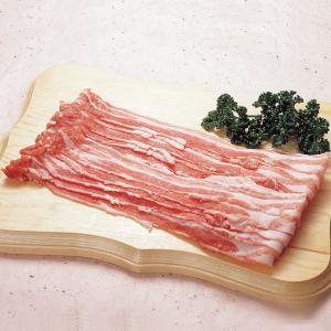 冷凍食品 業務用 豚バラスライス 500g 焼肉 炒め物 豚 ブタ ぶた 豚肉 肉 食材|syokusai-netcom