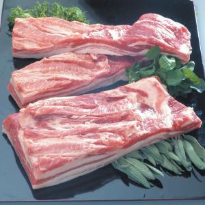 冷凍食品 業務用 豚バラ ブロックハーフ  1ブロック2kg    お弁当 角煮 ポトフ ポーク 豚肉|syokusai-netcom