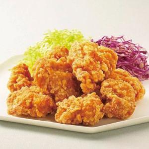 グルメ 冷凍食品 業務用 唐揚げ 中津風にんにくしょうゆ味 1kg 約30個入 からあげ 居酒屋 ご当地 和風肉惣菜|syokusai-netcom