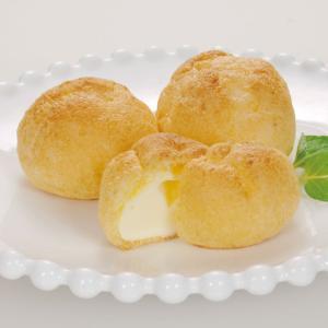 冷凍食品 業務用 プチシュー 約9g×12個 シュークリーム 洋菓子 シュークリーム syokusai-netcom