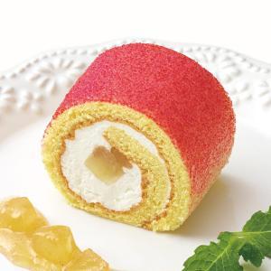 グルメ 冷凍食品 業務用  彩 ロール りんご  シナモン風味  210g  カットなし  販売期間 9月-2月 デザート スイーツ 洋菓子 りんご|syokusai-netcom
