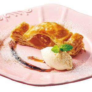 グルメ 冷凍食品 業務用 フリーカットケーキ アップルパイ 500g カットなし 弁当 デザート ケーキ りんご リンゴ 林檎 スイーツ|syokusai-netcom