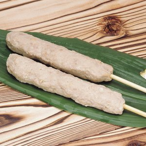 冷凍食品 業務用 合鴨つくね串 約35g×10本入 串焼 串揚 合鴨 つくね 串 和食|syokusai-netcom