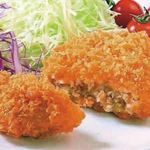 冷凍食品 業務用 衣がサクサク コロッケ 牛肉 70gX20個入    お弁当 北海道産のじゃがいも コロッケ 洋食 肉料理|syokusai-netcom