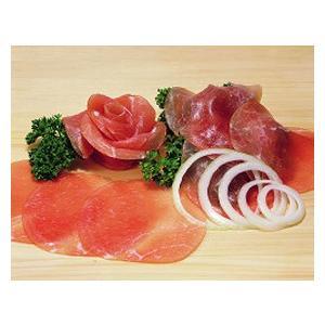 冷凍食品 業務用 生ハムスライス150  150g    お弁当 サラダ トッピング オードブル 生ハムスライス 洋食|syokusai-netcom