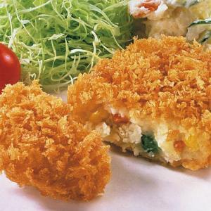冷凍食品 業務用 衣がサクサク コロッケ 野菜 70g×20個入 北海道産のじゃがいも コロッケ 洋食 肉料理|syokusai-netcom