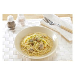 冷凍食品 業務用 パスタソース ボンゴレビアンコ 1食160g    お弁当 軽食 朝食 バイキング 簡単 温めるだけ ボンゴレビアンコ パスタ 洋食|syokusai-netcom
