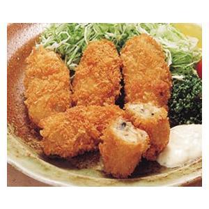 冷凍食品 業務用 大粒カキフライ  韓国産  約35g×30個入|syokusai-netcom