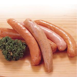 冷凍食品 業務用 バラエティーウインナー 5本入    お弁当 朝食 居酒屋 ウインナー 洋食|syokusai-netcom