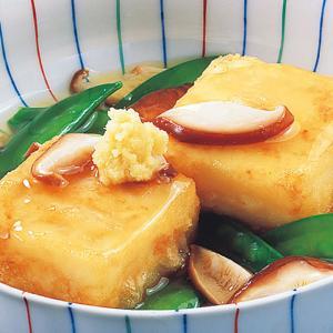 冷凍食品 業務用 揚げだし豆腐ブロック40 850g あげだし とうふ 揚げ出し 豆腐 和食|syokusai-netcom