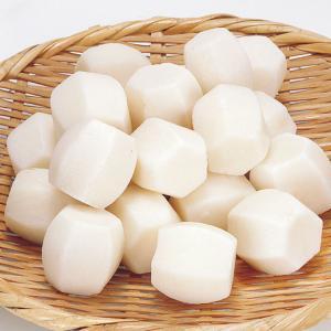 冷凍食品 業務用 里芋 六角  500g 約30個入    お弁当 簡単 時短 飾り切 野菜 カット野菜|syokusai-netcom
