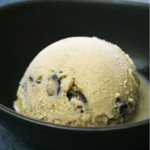 冷凍食品 業務用 丹波黒豆アイスミルク 2L    お弁当 アイスクリーム デザート 和風 大容量 洋菓子 アイス|syokusai-netcom