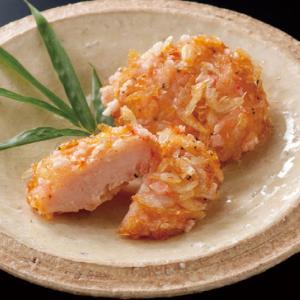 冷凍食品 業務用 海老新丈変わり揚げ 12約20gx12個入    お弁当  サクサク えび 海老 エビ 和食|syokusai-netcom