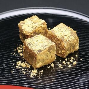 冷凍食品 業務用 わらび餅 黒糖 1kg    お弁当 わらびもち こくとう 和菓子 デザート|syokusai-netcom