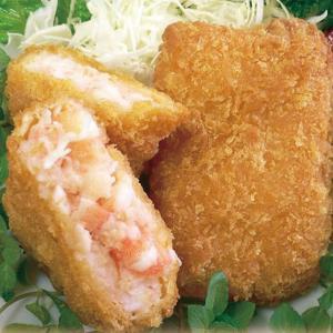 冷凍食品 業務用 デラックスエビカツ 90g×5個入 贅沢 ボリューム感 エビカツ 洋食 えび|syokusai-netcom