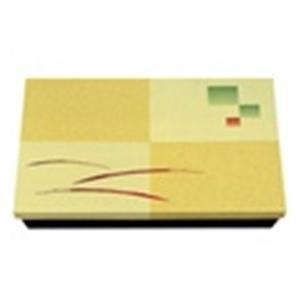 業務用 紙ボックス 本体95-75山吹 25枚  【外箱のみです】 25枚|syokusai-netdrycom