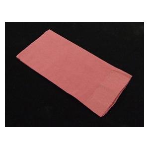 業務用 カラー2プライ 8折ナプキン ワインレッド  50枚|syokusai-netdrycom