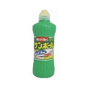 業務用 トイレ用洗剤 サンポール ノズル付  500ml|syokusai-netdrycom