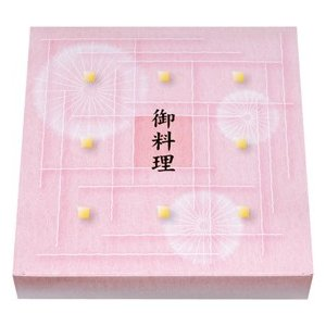 業務用 紙ボックス 本体 80-80 わたぼうし 【外箱のみです】 50枚|syokusai-netdrycom