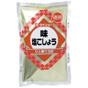 業務用  味塩こしょう 詰め替え 500g|syokusai-netdrycom