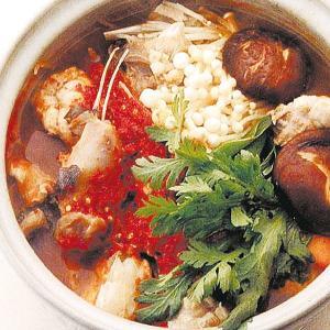 業務用 韓国風チゲの素 1L  販売期間 10-2月    なべ つゆ スープ 調味料 鍋の素 鍋調味料 チゲ syokusai-netdrycom