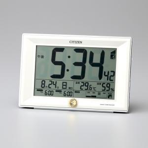 叙勲記念品 叙勲お祝い 「電波時計パルデジットワイドDL 8RZ151-003 シチズン」 叙勲挨拶状付 お祝い品|syoubidou