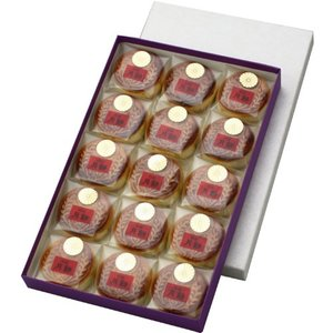 月餅(げっぺい) 謹製銘菓 15個入|syoubidou