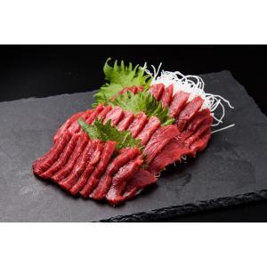 (3) 会津馬刺し食べ比べセット