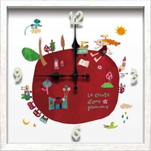 Artist Clock Natsuko Kawatsu|syoukai-tv