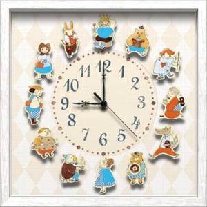Artist Clock Fumi Yamamoto|syoukai-tv